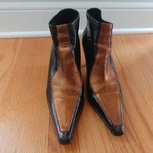 Angle length boots